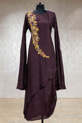 Picture of Silk Long Tunic