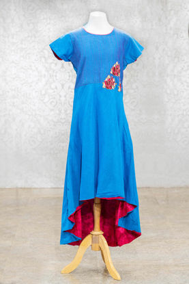 Picture of Casual Blue Tunic