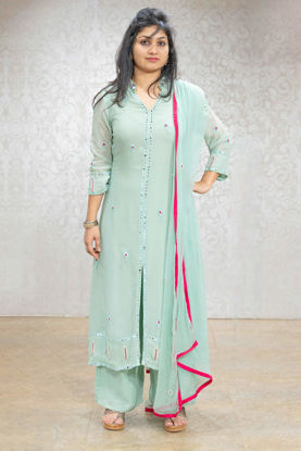 Picture of Soothing Sea Green Suit